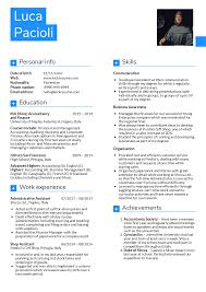 Student Accountant Resume Sample Resume Samples Career Help Center