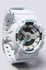 17 best images about g shock watches g shock the ga 110sn watch in white g shock watchesmen s
