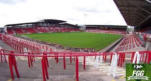 The official facebook page of wrexham football club. Wrexham Afc Glyndwr University Racecourse Stadium Ground Guide