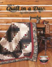 Women in Sewing History - 3 - Eleanor Burns & Eleanor's first 'Quilt in a Day' Pattern Adamdwight.com