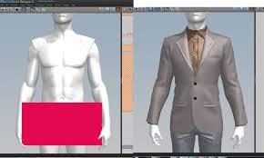 Designer Shoulder Pads Marvelousdesigner