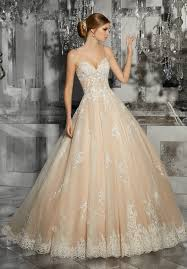 Mariska Wedding Dress Style 8187 Morilee