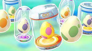 Pokémon Go Uova: Cosa c'è nelle Uova 2km, 5km, 7km, 10km e nelle Strane Uova  Rosse da 12km • Eurogamer.it