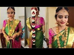 real bride traditional south indian