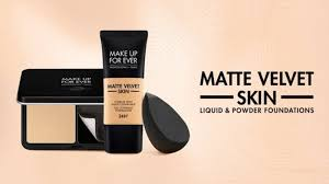 makeup for everyone make up for ever s latest release nails the full spectrum foundation range