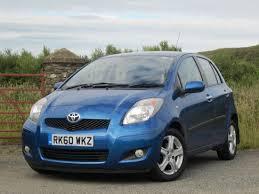 TOYOTA YARIS 1.4 D4D TR Hatchback 5dr £POA | Cookstown | Oliver ...