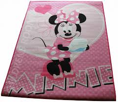 decorations alphabet rugs for nursery playroom area minnie mouse rug round pink mickey carpet kid