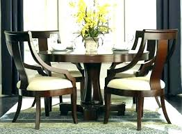 chairs for wooden dining table extending and 6 dark wood 4 grey sets furniture winsome chair