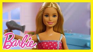 my morning routine with barbie and ken dolls