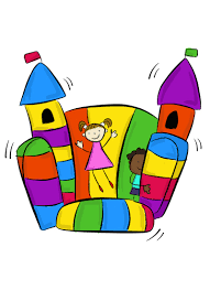Image result for bouncy castle clipart free