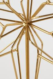 <b>Christmas tree star</b> - Gold-coloured - Home All | H&M GB