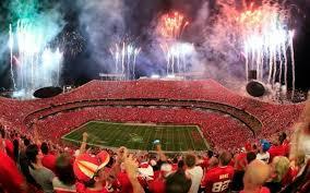 Glorious Chiefs Kingdom Arrowhead Stadium Kansas City
