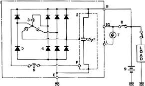 ic alternator wiring diagram ic wiring diagrams online alternator circuit diagram