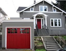 garage doors don t need to match door and garage