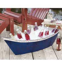 small wooden boat planter new 45 best boat planter images on