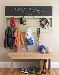 Ideas For Coat Racks 100 Fabulous DIY Coat Rack Ideas Coat racks Chalkboard paint and 8