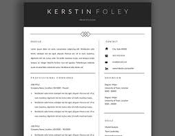 Modern Executive Resume Template Executive Resume Template On Behance