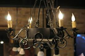 large size of forged iron lamp french vintage small wrought four arm chandelier chandeliers for
