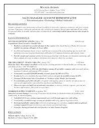 Sample Outside Sales Resume. Download Salesman Resume Sample ...