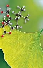 science research symbolic image of synthetic organic chemistry
