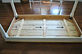 Home Made Kitchen Table Our Vintage Home Love Dining Room Table Tutorial