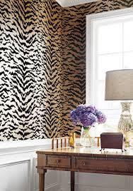 Leopard Wallpaper For Bedrooms Cheetah Room Decor Cheetah Wall Decal Zoo Vinyl Stickers Safari