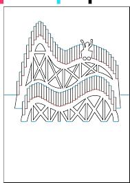 Free Printable Paper Roller Coaster Templates Premium Custom Coasters Designed Using Our Beautiful Templates Paper