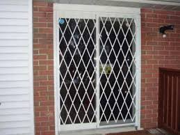 security gate for sliding glass doors