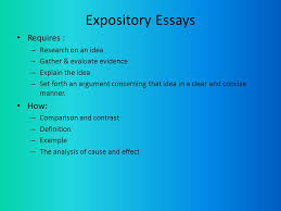 Define Expository Essay Define Expository Essay Magdalene Project Org