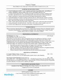 rn resume objective 26 best of registered nurse resume examples of objectives