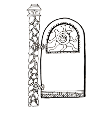 Small Picture Healing Sun Garden Gate design plans The Expressions of Tessa