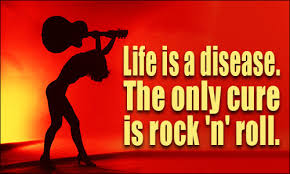 Rock And Roll Quotes Fascinating Rock 'N' Roll Quotes