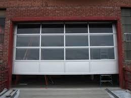Plain Commercial Glass Garage Doors A In Chandler Az Trust Our Experts Impressive Design