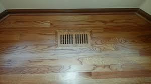 golden oak flushed vents forefront