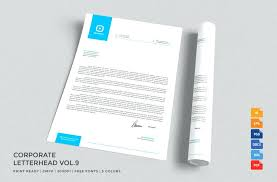 Make Letterheads Online How Letterhead Design Online Free Your Own To Make A Company