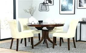 dark wood dining table and 4 chairs amazing round extending oxford regarding modern dinin
