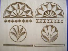 Chip Carving Patterns Inspiration Chip Carving Guide Wood Carving Magazine Woodworkersinstitute