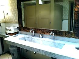 trough style sink. Unique Trough Bathroom Sink Double Trough Style Sinks For Bathrooms Faucets Widespread  Ideas Pictures Full Size To R