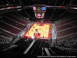 Toyota Center Interactive Seating Chart Houston Rockets 3d Seating Chart Rockets Seating Chart With