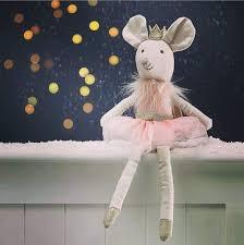 Walton & Co 28cm Sugar Plum Fairy Mouse ...