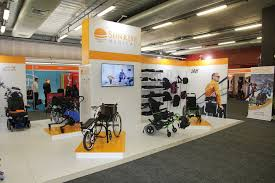Display Stands Brisbane 100 DISPLAYS Sunrise Medical 100 DISPLAYS Display Solutions 48