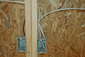 how to wire a backyard shed orbasement electrical wiring outlet