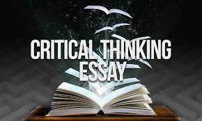 critical thinking essay the best ways of self development
