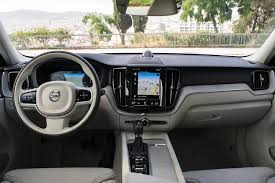 2018 volvo. contemporary 2018 2018 volvo xc60 dashboard on volvo