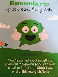 """st-cuthberts on Twitter: """"Thank you to Mary, Berni & Buddy from The @NSPCC, who have been into School today telling the children how to stay safe and what to do if they're"""