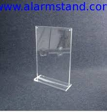 Plastic Paper Display Stand Cool Paper Display Stand Plastic Paper Display Holder Owiczart