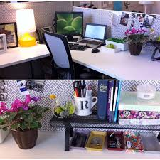Ideas for Decorating Office Cubicle