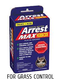 Rainfast Herbicide Chart Arrest Max Herbicide