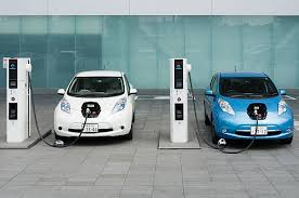 Electric Vehicle Charging Station Pictures Images And Stock