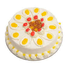 Buy Butterscotch Cake Eggless 1kg Online At Best Prices Giftcartcom